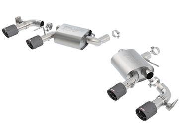 Camaro SS W/ Dual Mode Exh. (NPP) 2016-2020 Axle-Back Exhaust S-Type