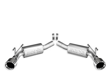 Camaro SS 2010-2013 Axle-Back Exhaust ATAK® part # 11788