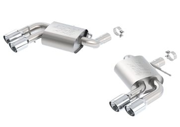 Camaro SS W/ Dual Tips 2016-2020 Axle-Back Exhaust ATAK® part # 11921