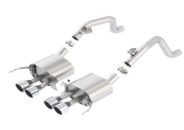 C7 Corvette Stingray 2014-2019 Axle-Back Exhaust ATAK® part # 11869